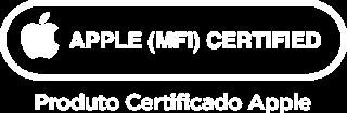 Selo da Certificação MFI da Apple